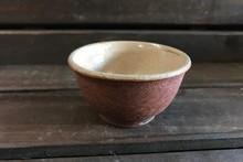 Shigaraki湯呑 鉄赤