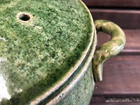 Hang out  煮込み鍋(だるま) グリーン