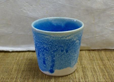 信楽焼 彩 カップ (7色)