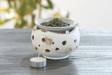 茶香炉 白ボーロ