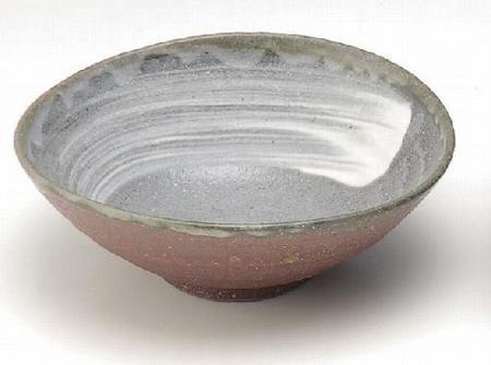 茜たわみ鉢(小)