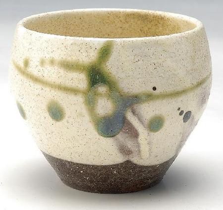 緑絵マルチ鉢