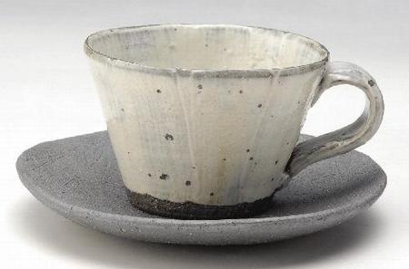 オセロコーヒー碗皿