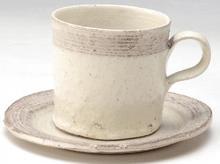 白峰コーヒー碗皿