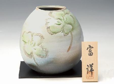 花瓶 大輪