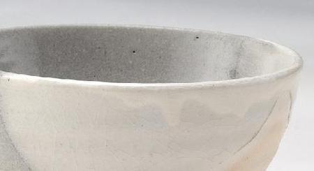 白水晶飯碗(小)