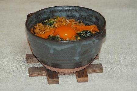 耐熱 古風ビビンバ鍋(大)