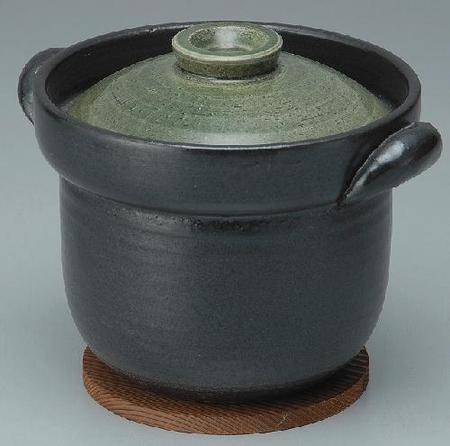 耐熱 軽量飯炊き鍋(3合用)