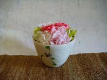 ベリーマルチ鉢(中)&アレンジ(プリンセス)