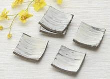 白化粧箸置(1個)