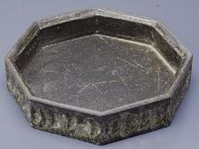 黒窯 リバーシブル鉢