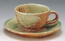 わかばコーヒー碗皿