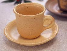 てんゆうコーヒー碗皿