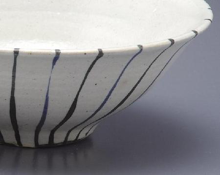 モダン十草平鉢