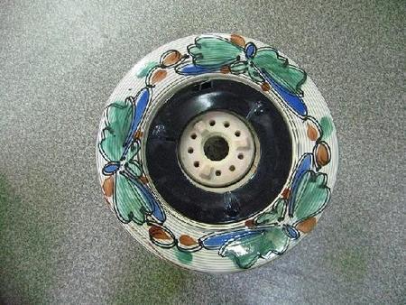 信楽焼 練炭火鉢